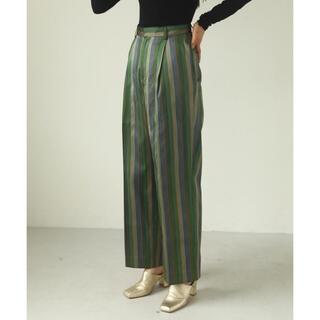 TODAYFUL - TODAYFUL Stripe Jacquard Pants