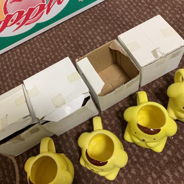 ポムポムプリン(ポムポムプリン)の【未使用】  ポムポムプリン マグカップ 小物入れ サンリオピューロランド エンタメ/ホビーのおもちゃ/ぬいぐるみ(キャラクターグッズ)の商品写真