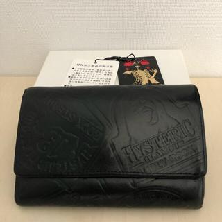 ヒステリックグラマー(HYSTERIC GLAMOUR)のヒステリックグラマー  財布(折り財布)