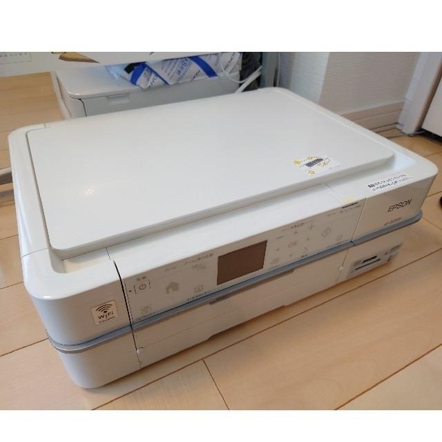 EPSON(エプソン)の専用☆EPSON EP-803AW エプソン プリンター ホワイト スマホ/家電/カメラのPC/タブレット(PC周辺機器)の商品写真