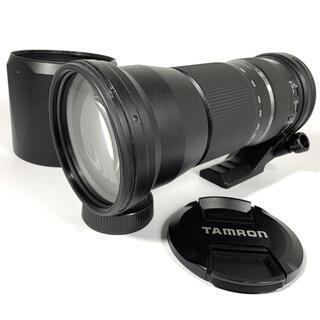 タムロン(TAMRON)の■■ タムロン TAMRON 150-600mm ニコン 用(オマケ付)(レンズ(ズーム))