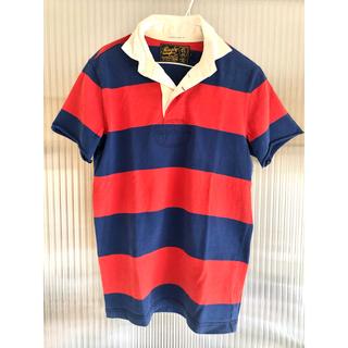 Ralph Lauren - ラルフローレン ラグビー ラガーシャツ ラグビーシャツ ポロシャツ 半袖  XS