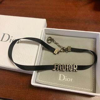Christian Dior - クリスチャン・ディオール チョーカー キラキラ