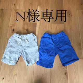 H&M - 【N様専用】110cmハーフパンツ