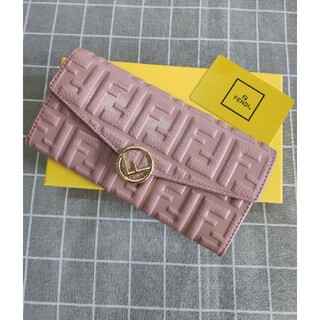 FENDI - ❣素敵❣ ❀さいふ❀♥FENDI ♥小銭入れ レディース❣ ピンク