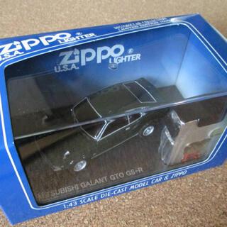 ジッポー(ZIPPO)のzippo新品未使用品三菱GTO(タバコグッズ)