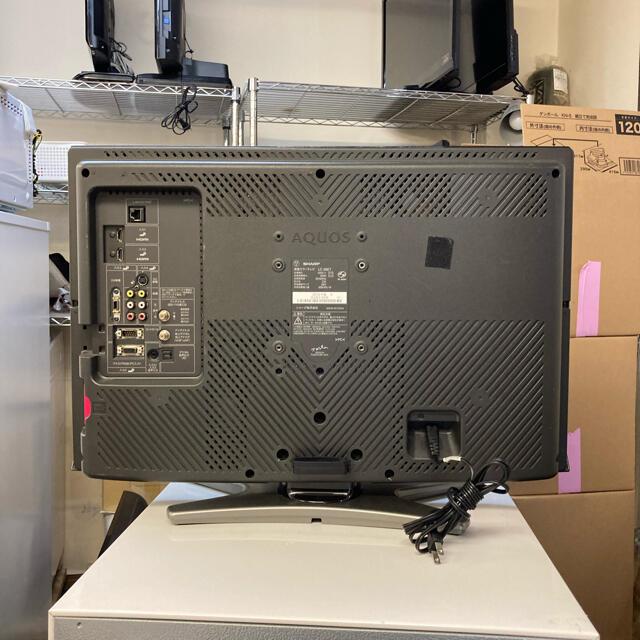 SHARP(シャープ)のSHARPテレビ 型 LC- 26e7 2010年製 スマホ/家電/カメラのテレビ/映像機器(テレビ)の商品写真