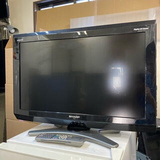 SHARP - SHARPテレビ 型 LC- 26e7 2010年製