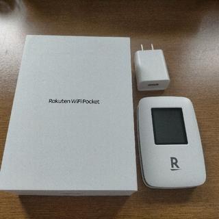 ラクテン(Rakuten)の楽天モバイル rakuten WiFi pocket(その他)