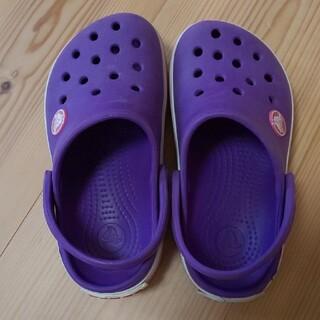 クロックス(crocs)のクロックス15.5(サンダル)
