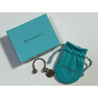 ティファニー(Tiffany & Co.)のTiffany ティファニー キーリング(キーホルダー)