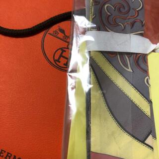 エルメス(Hermes)のエルメス スカーフ ツイリー 正真正銘正規品(バンダナ/スカーフ)
