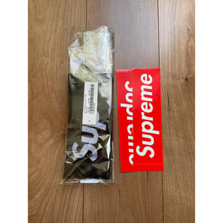 Supreme - 【2】黒 Supreme Nike Lightweight Crew Socks