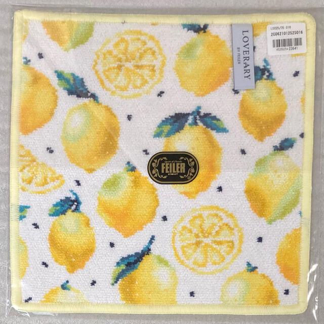 FEILER(フェイラー)の新品 フェイラー タオルハンカチ♡完売品 レディースのファッション小物(ハンカチ)の商品写真