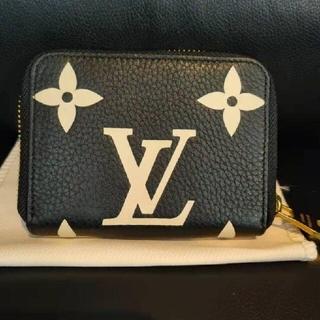 ルイヴィトン(LOUIS VUITTON)のルイヴィトン アンプラント ジッピー・コインパースノワール 黒(財布)