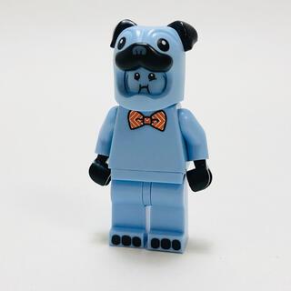 レゴ(Lego)の【新品未使用】レゴ LEGO ミニフィグ パグの着ぐるみ(知育玩具)