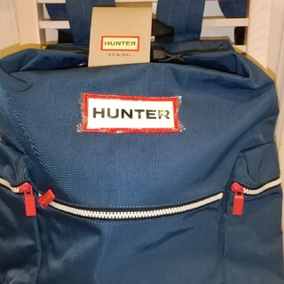 HUNTER - Hunterオリジナルバッグパック(紺色)