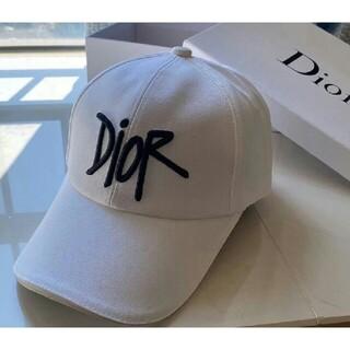 Christian Dior ロゴ キャップ 男女兼用