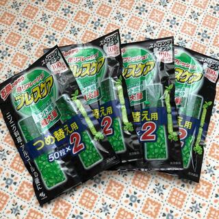小林製薬 - ブレスケア ストロングミント 詰め替え用 4袋