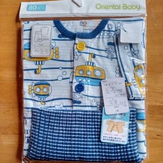 新品未使用★ベビーパジャマ80サイズ(パジャマ)