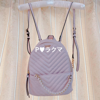 Victoria's Secret - 𓐍 Victoria's Secret small backpack Pink