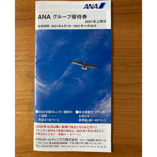 エーエヌエー(ゼンニッポンクウユ)(ANA(全日本空輸))のANA株主優待 冊子(その他)