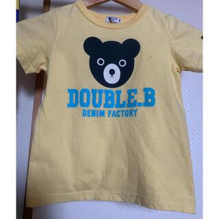 ダブルビー(DOUBLE.B)のダブルビーTシャツ(Tシャツ/カットソー)