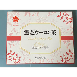 霊芝ウーロン茶 霊芝エキス 配合(健康茶)
