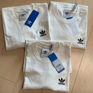 adidas - 未使用 adidas アディダスオリジナルス Tシャツ L 3枚セット メンズ