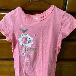 ロキシー(Roxy)のroxy girl  Tシャツ(Tシャツ/カットソー)