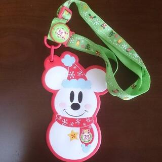 ディズニー(Disney)のディズニー  パスケース(名刺入れ/定期入れ)