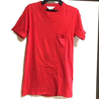 アンユーズド(UNUSED)の【美品】アンユーズド UNUSED Tシャツ(Tシャツ(半袖/袖なし))