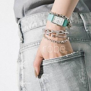 489.link bracelet【silver】