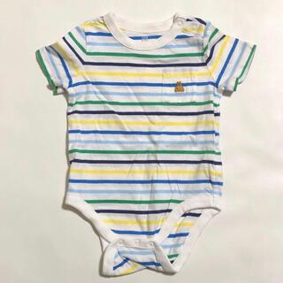 babyGAP - GAP babygap  ベビーギャップ ベビー キッズ 半袖 ロンパース 夏服