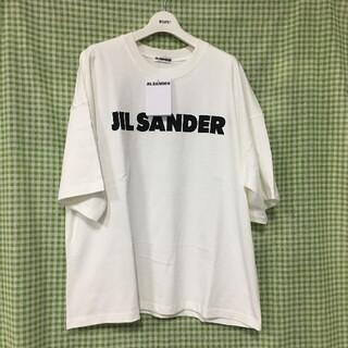 Jil Sander - 新品JIL SANDER ジルサンダーオーバーサイズ ロゴ Tシャツ