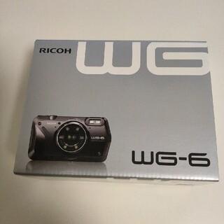 RICOH - RICOH WG-6 BLACK 新品未開封 未使用
