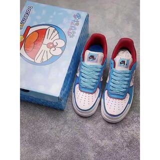 NIKE - Nike Air Force 1 Low'07 x Doraemon