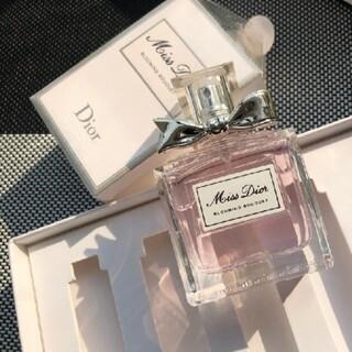 Dior - ミスディオールブルーミングブーケオードゥトワレ