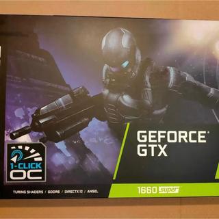 【新品・未開封】NVIDIA GeForce GTX 1660Super 6GB