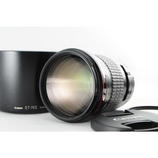 Canon - ★新品級!★ Canon EF135mm F2L USM #34-0083