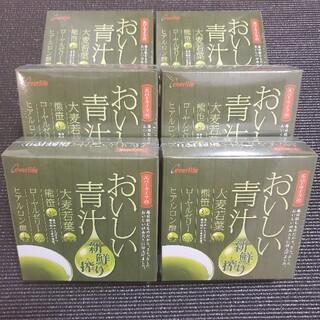 エバーライフ おいしい青汁 30包×6箱セット(青汁/ケール加工食品)