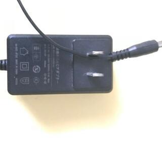 ヤマゼン(山善)の掃除機専用ACアダプター  GQ12-140050-AJ  14V 500mA(掃除機)