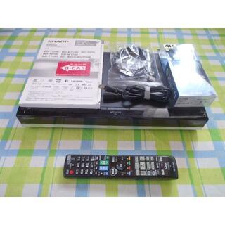 SHARP - ドラ丸搭載 HDD新品 AQUOS ブルーレイレコーダー BD-W570