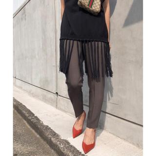 アメリヴィンテージ(Ameri VINTAGE)のAMERI  CLASSIC TAPERED PANTS(クロップドパンツ)