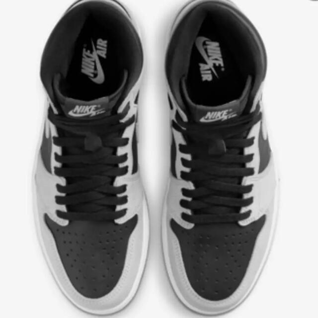 NIKE(ナイキ)のNIKE エアジョーダン1 High shadow2.0 メンズの靴/シューズ(スニーカー)の商品写真