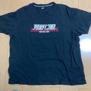 シマムラ(しまむら)の荒野行動 5L メンズ Tシャツ しまむら 半袖 カットソー(Tシャツ/カットソー(半袖/袖なし))