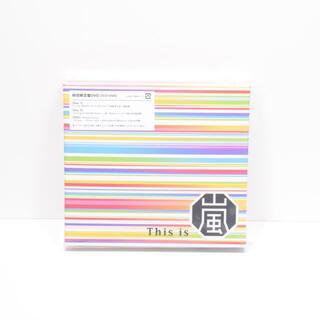アラシ(嵐)の美品◆嵐◆This is ARASHI◆初回限定盤◆2CD+DVD(ポップス/ロック(邦楽))
