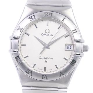 オメガ(OMEGA)のアナログ表示オメガ コンステレーション   1512.30  ステンレススチー(腕時計(アナログ))
