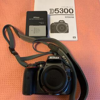 Nikon - D5300