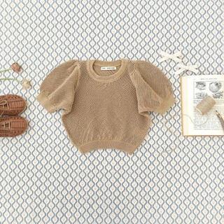 未使用 SOOR PLOOM mimi knit